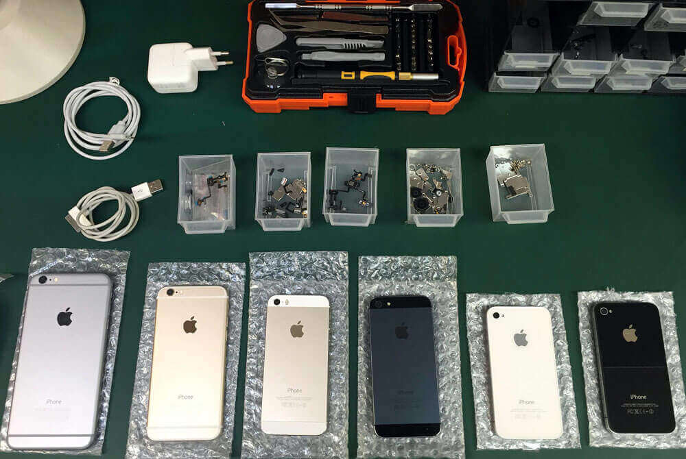 Curso de Reparación de iPhone en Barcelona