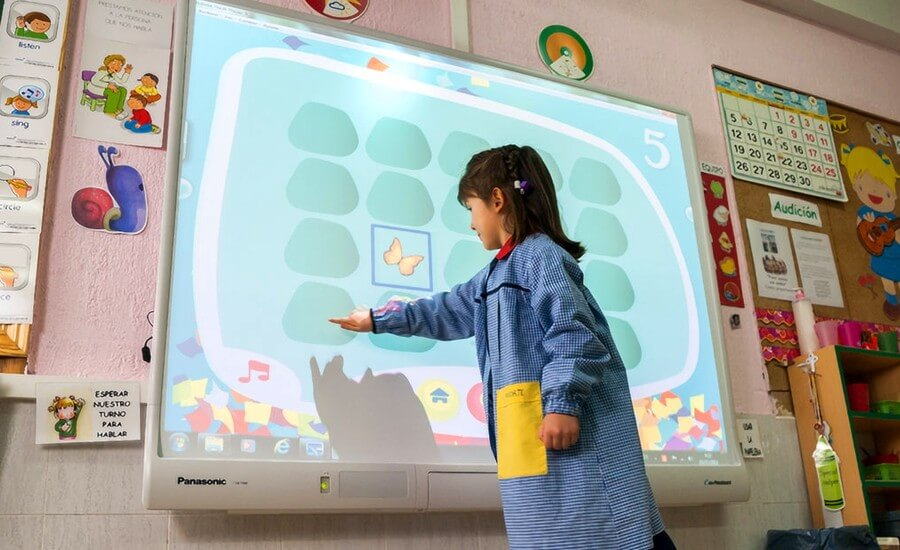 Tecnología positiva en el sistema educativo